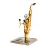 torre para chopp saxofone lado