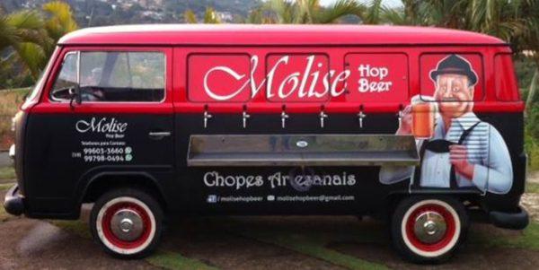 Beer Truck Projeto 8
