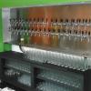 Chopeira Personalizada Painel com 42 torneiras