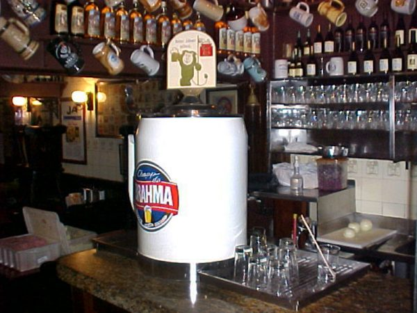 Projeto Comercial Bar Leo