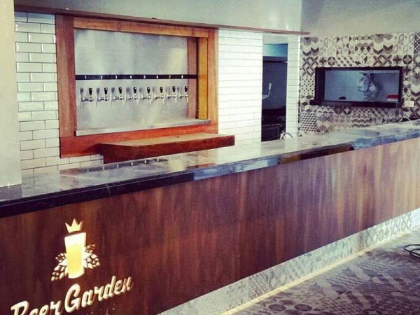 Projeto Comercial Beer Garden Cervejas Especiais