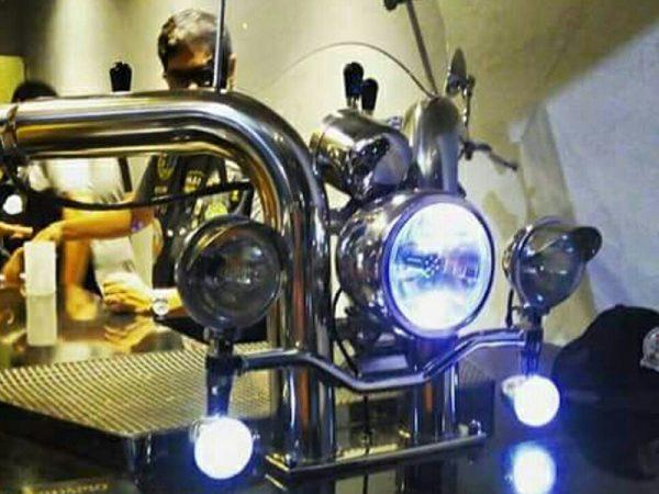 Projeto Comercial Moto Chopper Burguer