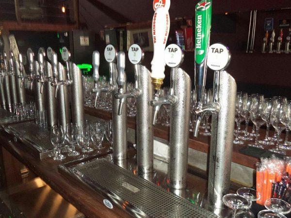 Projeto Comercial Vesuvio On Tap Bar